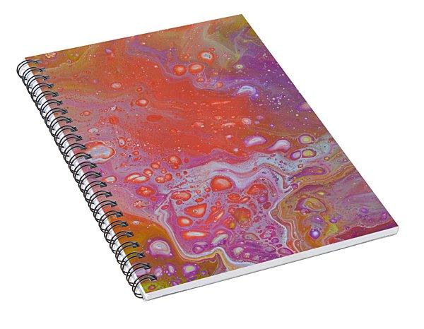 Pinky Spiral Notebook