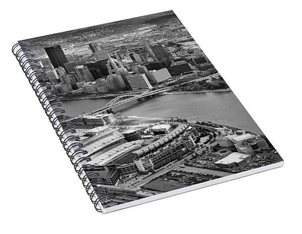Pittsburgh 9 Spiral Notebook