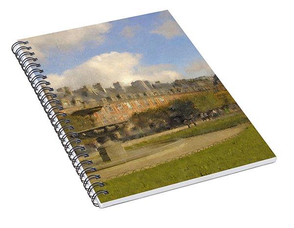Place Des Vosges Spiral Notebook