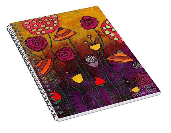 Playing Make Believe Spiral Notebook