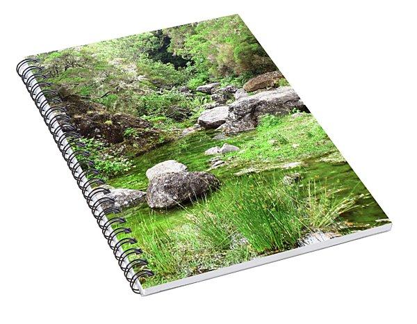 Pleasant Nature Spiral Notebook