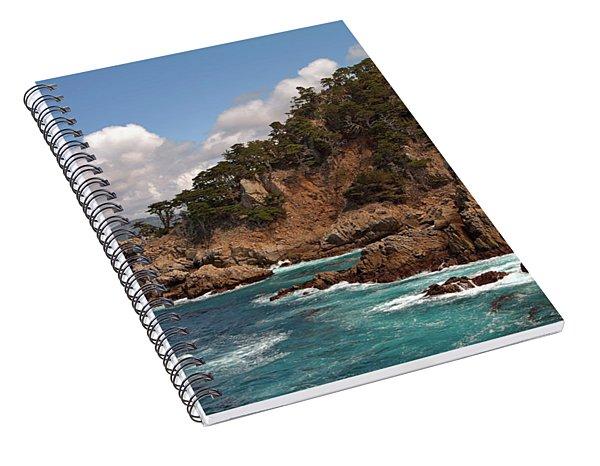 Point Lobos Spiral Notebook
