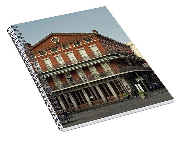 Pontalba Building Spiral Notebook