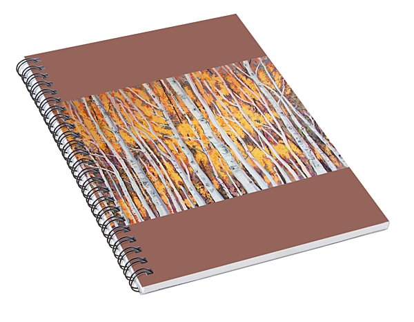 Poplar Forest Spiral Notebook