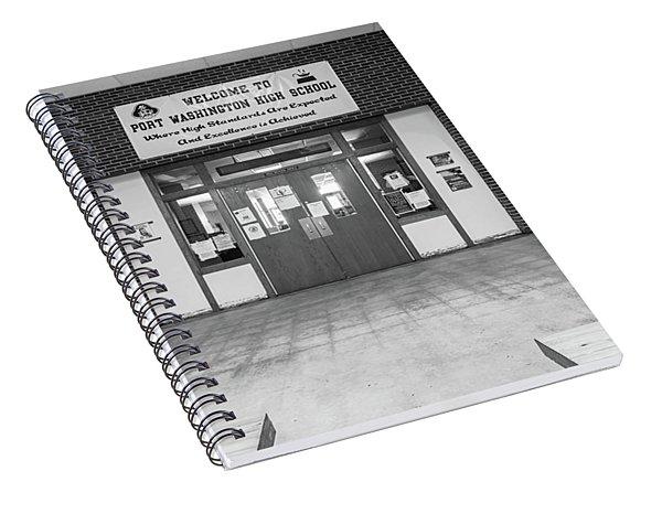 Port Washington High School 24 Spiral Notebook