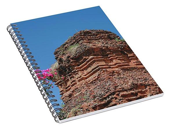 poshanu Tower Spiral Notebook