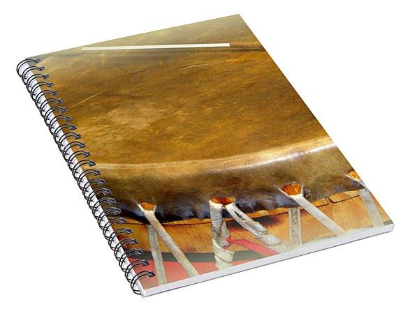 Pow-wow Drum Spiral Notebook