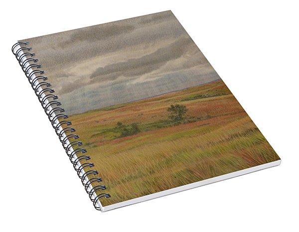 Prairie Light Spiral Notebook