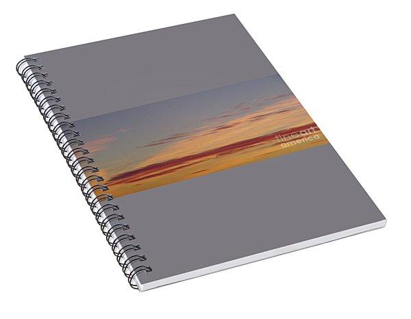 Prairie Sunset 2 Spiral Notebook
