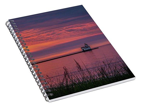 Praisn' In The Grass Spiral Notebook