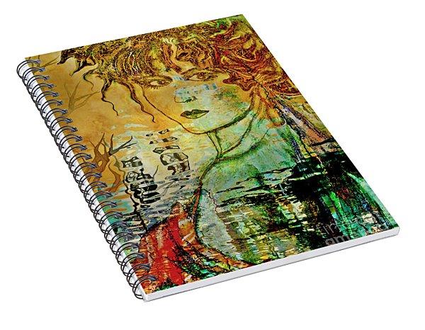 Precious Moments Spiral Notebook
