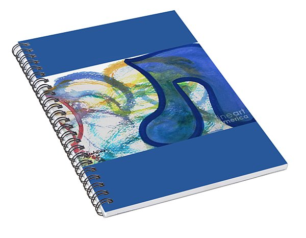 Pretty Tav Spiral Notebook