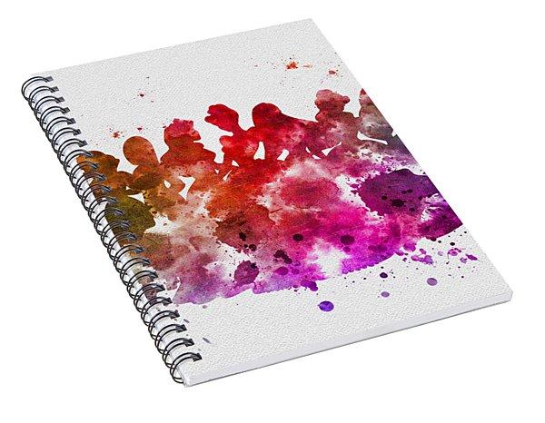 Princesses  Spiral Notebook
