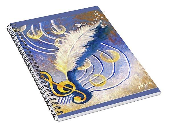 Psalmist Spiral Notebook