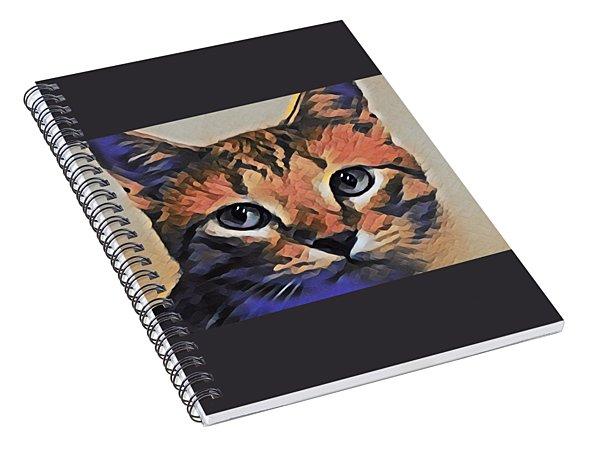 Purrfect Spiral Notebook