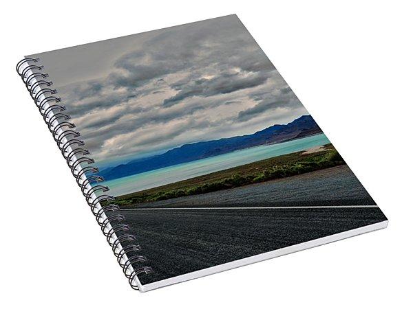 Pyramid Lake Spiral Notebook