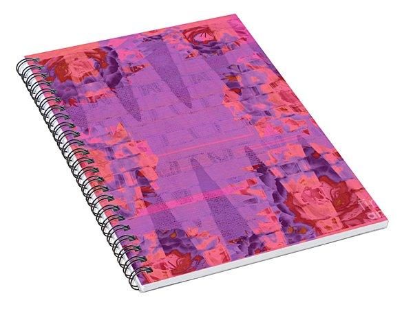 Quiet Blessing Spiral Notebook