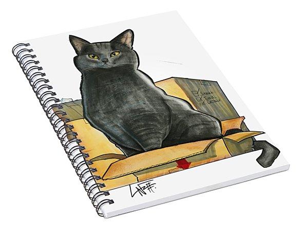 Rackley 3536 Spiral Notebook