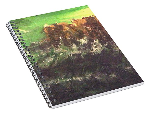 Raging Waters Spiral Notebook