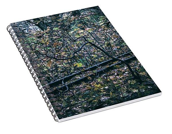 Rail Spiral Notebook