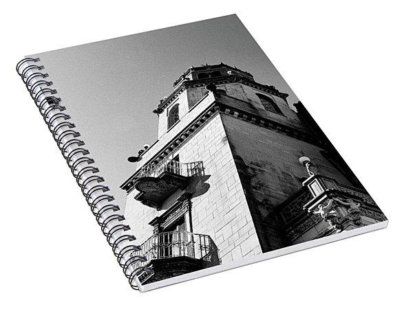 California Castle Spiral Notebook
