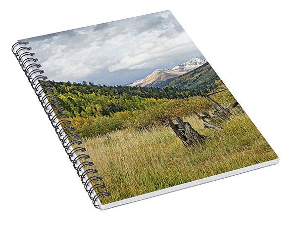 Ranch Remnants Spiral Notebook