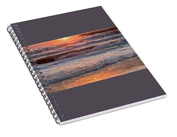 Raw Power Spiral Notebook