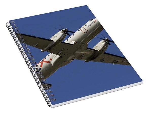 Regional Express Saab 340 Spiral Notebook