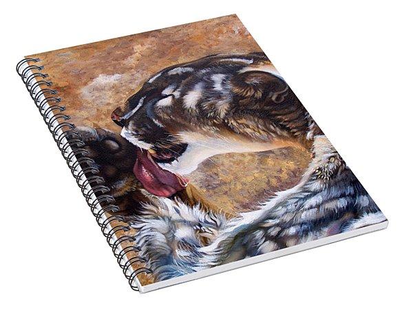 Reverie Spiral Notebook
