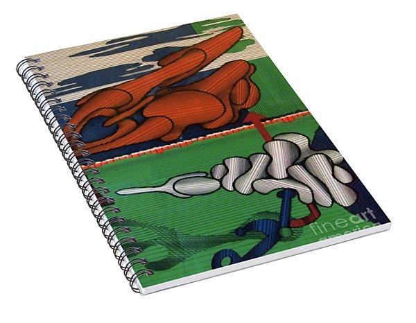 Rfb0103 Spiral Notebook