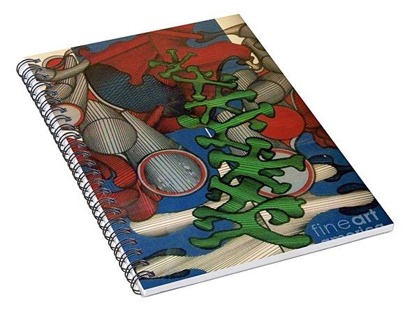 Rfb0107 Spiral Notebook