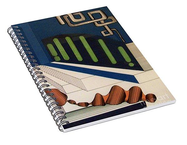 Rfb0111 Spiral Notebook