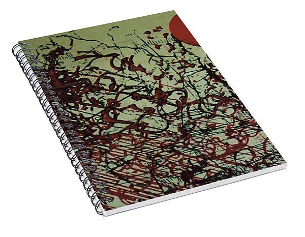 Rfb0200 Spiral Notebook