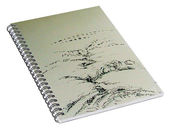Rfb0209-2 Spiral Notebook