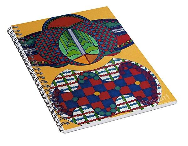 Rfb0401 Spiral Notebook