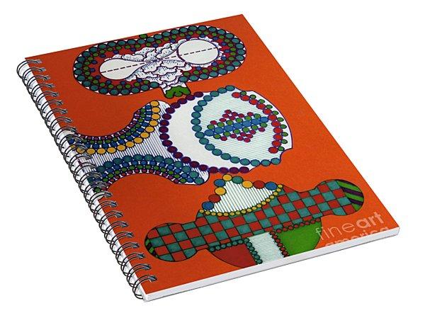 Rfb0402 Spiral Notebook