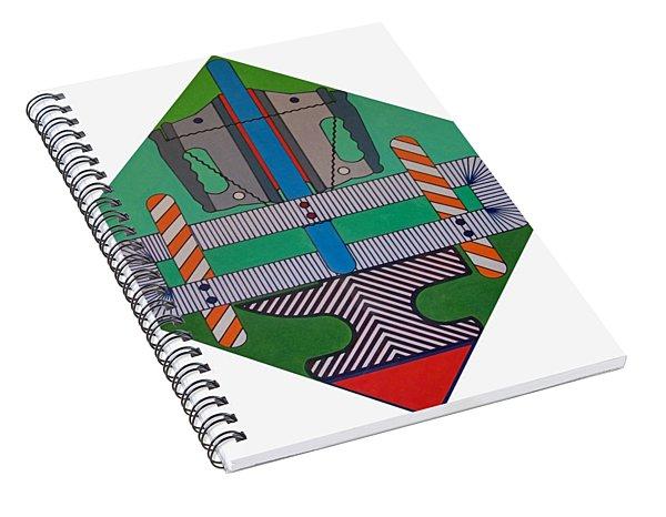 Rfb0900 Spiral Notebook