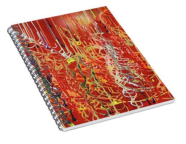 Rib Cage Spiral Notebook