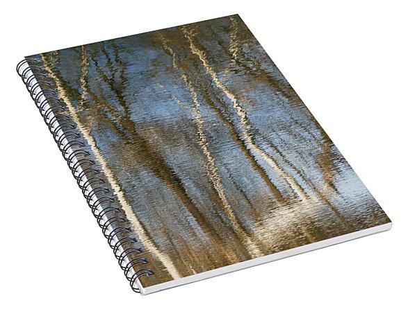 River Ripples 4 Spiral Notebook