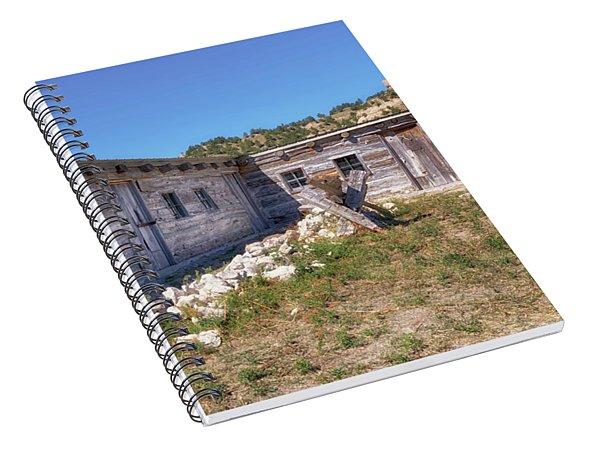 Robidoux Trading Post Spiral Notebook