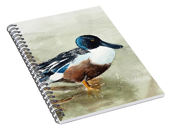 Rockport Marsh Spiral Notebook