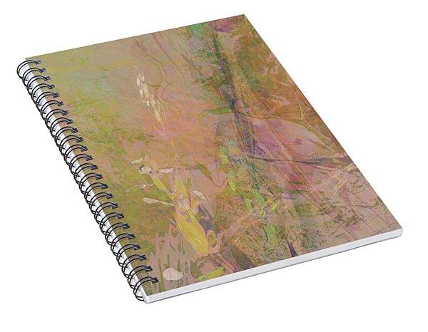 Romantic Rainbow Spiral Notebook