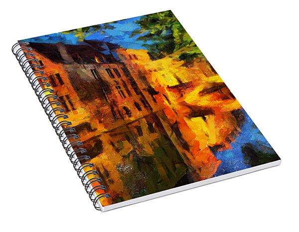 Romantique Spiral Notebook