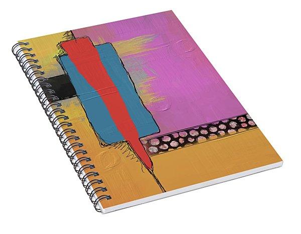 Rose Gold State Spiral Notebook