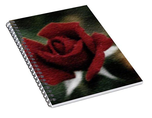 Rose Texere Spiral Notebook