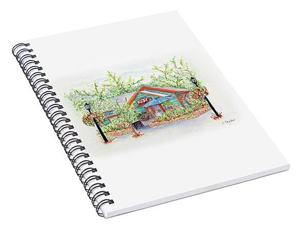 Ruby's Spiral Notebook