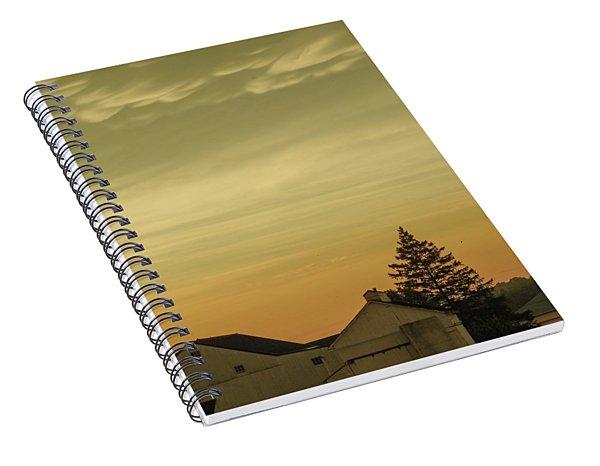 Rural Dream Spiral Notebook