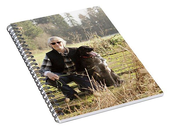 Ryder I Spiral Notebook