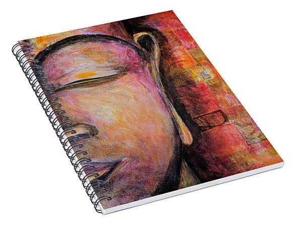 Sacred Silence Spiral Notebook