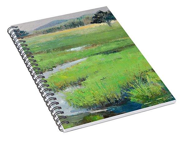 San Antonio De Padua Spiral Notebook